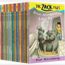 Zack files 30册 札克档案原版英文30册