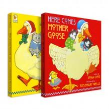 鹅妈妈童谣合集经典版 My Very First Mother Goose Pack 【超大开本平装】
