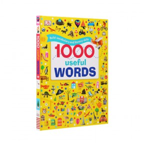 1000 Useful Words 1000英语常用词  点读版