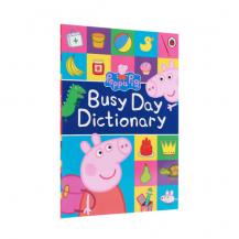 【点读版】粉猪佩奇主题词典