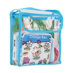 [特惠点读] 蓝色袋子Play & Learn Cozy Pack-Ⅰ 洗澡书
