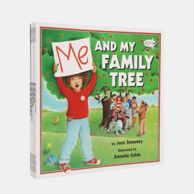 [特惠点读] 吴敏兰书单 Me and My系列科普读物6册