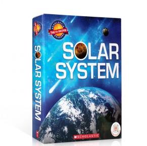 【点读版】美国进口Solar System太阳系科普入门6册