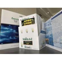 特惠版RAZ:SAZ科学GK-G6阶点读分册版