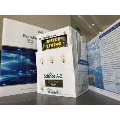 RAZ特惠版:SAZ科学GK-G6阶点读分册版