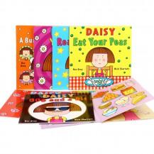 Daisy鬼马精灵黛西7本套装点读版