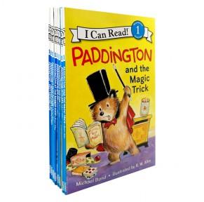 [秒杀特惠]帕丁顿熊Paddington 8册点读版