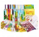usborne彩虹兔点读版:我的第一个图书馆/我的第二个图书馆