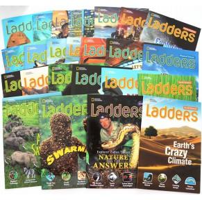 Ladders 国家地理阅读阶梯