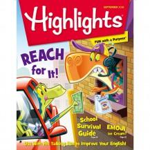 Highlights™杂志 2018年9月刊