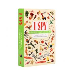 点读版I Spy Reader Collection 视觉大发现系列13册