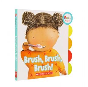 Brush Brush Brush 我爱刷牙 点读版